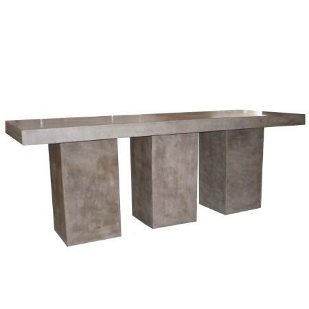 Fantastisk Kando Table - spisebord i beton - smart-inventar.dk JW64